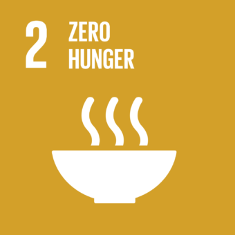 End hunger & achieve food security