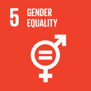 Achieve gender equality & empower all women