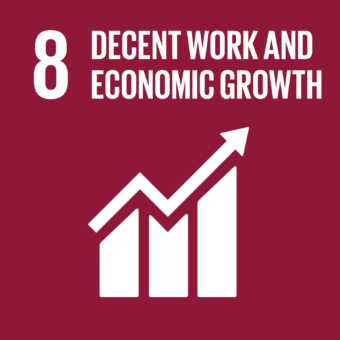 Sustainable economic growth, employment & decent work