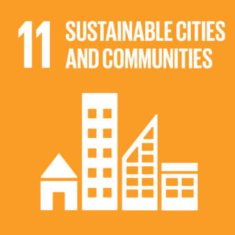 Make cities inclusive, safe, resilient & sustainable