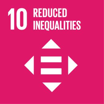 Reduce inequality within & among countries